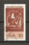 Sellos de Europa - Alemania -  Cuadros perdidos durante las hostilidades (DDR)