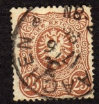 Stamps Europe - Germany -  Escudo