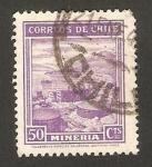 Stamps : America : Chile :  173 - Minería