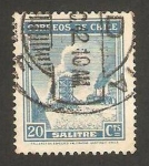 Stamps : America : Chile :  170 - Salitre