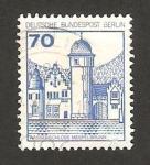 Sellos de Europa - Alemania -  Berlin - 500 A - Castillo de Mespelbrunn