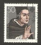 Stamps Germany -  893 - Europa Cept, Albertus Magnus