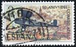 Stamps Spain -  Aniversarios