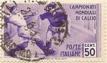 Stamps Italy -  Campinati Mondiali di Calcio