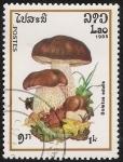 Stamps Laos -  SETAS-HONGOS: 1.174.002,00-Boletus edulis
