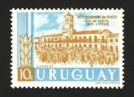 Stamps Uruguay -  revolución de mayo
