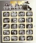Sellos de America - Estados Unidos -  TV. Early Memories