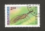 Sellos de Europa - Bulgaria -  insecto, ephemere