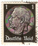 Stamps Germany -  Alemania L1.12