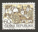 Stamps : Europe : Czech_Republic :  71 - Paisaje
