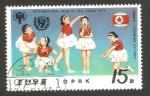 Stamps North Korea -  año internacional del niño