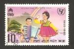 Sellos del Mundo : Asia : Corea_del_norte : Año internacional del niño