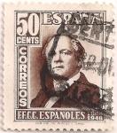 Sellos del Mundo : Europa : España : Edifil 1037, Marques de Salamanca (1811-1883)