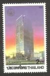 Sellos de Asia - Tailandia -  edificio