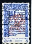Sellos de Europa - España -  500 aniv. primera tirada Tirant lo Blanch