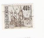 Sellos de Europa - Checoslovaquia -  Hrade Kralov