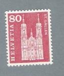 Sellos de Europa - Suiza -  ST.Gallen
