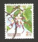 Stamps Thailand -  flora