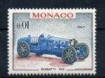 Stamps Monaco -  Bugatti- 1931