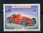 Sellos de Europa - Mónaco -  maserati-1948