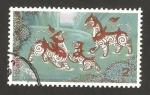 Stamps Asia - Thailand -  animales mitológicos
