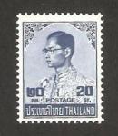Sellos de Asia - Tailandia -  bhumibol adulvadei