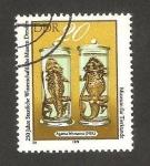 Sellos de Europa - Alemania -  2039 - 250 anivº del Museo de Ciencias de Dresde