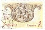Sellos del Mundo : Europa : España : Día del sello 1980