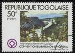 Stamps Africa - Togo -  CANADA: Parque nacional de Nahanni