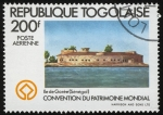 Stamps Africa - Togo -  SENEGAL:  Isla de Goree