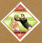 Stamps : Europe : Hungary :  JJOO Munich