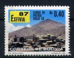 Stamps Bolivia -  Cerro del Potosí