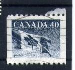 Sellos del Mundo : America : Canadá : bandera de canadá