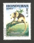 Sellos del Mundo : America : Honduras : oso melero