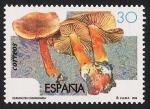 Sellos del Mundo : Europa : España : SETAS-HONGOS: 1.232.022,00-Dermocybe cinnamomea