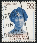 Stamps Spain -  Personaje