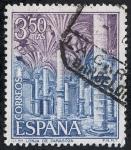 Sellos del Mundo : Europa : España : Edificios y monumentos