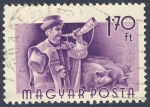 Sellos de Europa - Hungría -  ganadero
