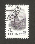 Sellos de Europa - Rusia -  palacio