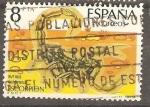 Sellos del Mundo : Europa : España : escorpion