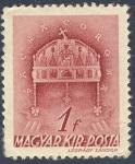 Stamps Hungary -  Sacra Corona