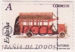 Sellos de Europa - España -  Juguetes: Autobús