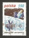 Sellos del Mundo : Europa : Polonia : 2479 - Intercosmos, cooperación espacial con la URSS