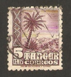 Stamps : Africa : Morocco :  Paisaje de Tanger