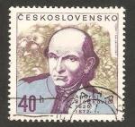 Stamps Czechoslovakia -  andrej sladkovic