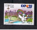 sellos de Europa - España -  Edifil  3052  Exposición  Universal de Sevilla  EXPO¨92