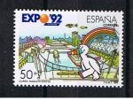 Stamps Europe - Spain -  Edifil  3053  Exposición  Universal de Sevilla  EXPO¨92