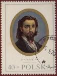 Stamps Poland -  JAN MATEJKO