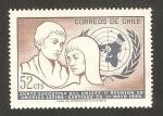 Stamps Chile -  junta ejecutiva del UNICEF