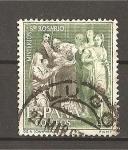 Stamps Spain -  Rosario.